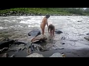 2992477 two indian mature womens bathing in river naked, aunty bathing by hand pump Video Screenshot Preview