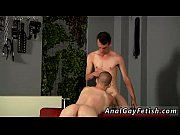 Sock fetish gay Fucked And Milked Of A Load