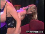 donita and sindee coxx are two blondes who.