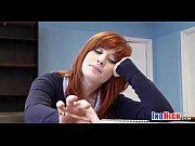 legal redhead teen schoolgirl gets nailed.