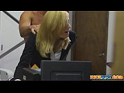 Blonde milf becomes a prostitu