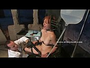 Horny redhead gets her clit rubbed