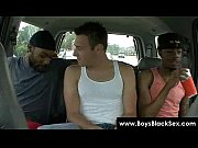Blacks Thugs Breaking Down Sissy White Boys 14