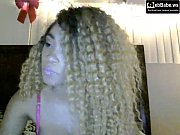 curly mulatto with toys  cams.isexxx.net