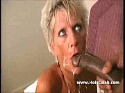 Old Mom Gets Blasted BBC
