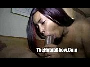 black girl sex : Mixed hairy rican freak cant fuck redzilla monster cock