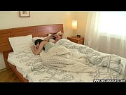 firstanalquest.com - threesome anal with cute russian teen.