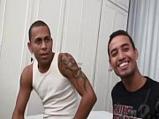hunk latinos gay threesome fuck