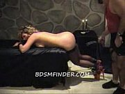 Big ass mature spanking