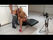German MILF in Hardcore Fake Casting for money