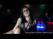 lucia french libertine striptease and blowjob