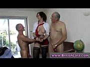british lara stockings milf