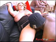 Very bigs tits blond fucked by 3 blacks! French amateur