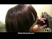 pretty girl blowjob and facial at.