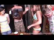 really fucking hot girls playing drinking games on balcony