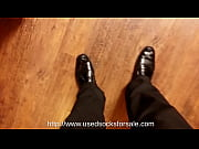 Stinky Gay Feet &amp_ Smelly Black Dress Socks