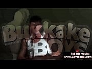 Bukkake Boys - Gay guys get covered in loads of hot semen 18