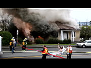 FunVid - Confusion over how house fire started