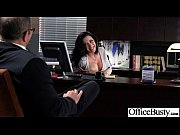 Sexy Girl With Big Tits Banged In Office movie-12