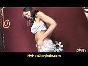Hot Wild Girl Blows A Stranger In A Gloryhole 8