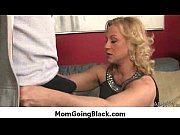 huge black cock in tight mommys.