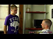 Porn teen  gay That fellows ass is so tight around Ryan&#039_s daddy dick,