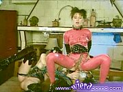 Catwoman and her girlfriend get fucked in the kitchen view on xvideos.com tube online.