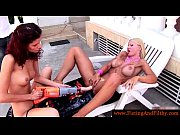 fisting and toying european lesbians