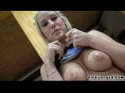 Cutie Czech girl Blanche pussy nailed in bowling alley