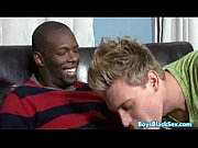 Nasty Interracial Gay Bareback Tube Video 13
