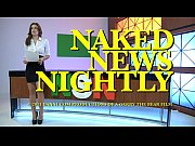 Emily Addison &amp_ Heather Vandeven - Naked News