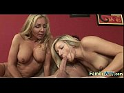 mom and daughter threesome 0612