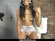 Interracial - White Lady Confesses Her Sins at Gloryhole 23