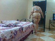 arab fully naked wife