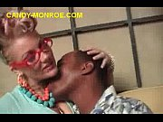 White Cuckold Fan Sees Blonde Suck Black Cock