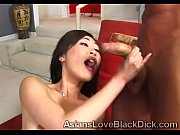 2 Horny Chinese babe team up to blow huge foreign cock