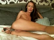 Slutty french chick on hidden cam