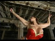 redhead whore torturd in brutal bdsm