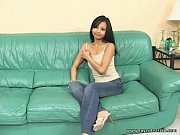 slim sexy asian girl masturbation