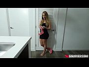 Sweet babe Harley Jade getting very hot and horny