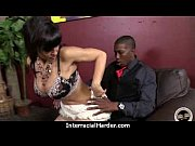 Teen fucked by a huge black cock 22