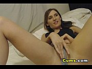 pretty babe fucked by a big cock (.