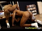 Two Ghetto Gay Lover on Hardcore Anal Sex