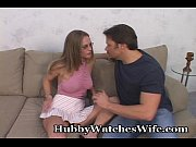Hubby Watches Wife...