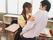 innocent schoolgirl from japan tastes her.