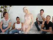 MyVeryFirstTime - New uncensored version - Maddy Rose first gang bang