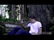 Mixed race men gay porno Amongst the tall redwood trees, Chris finds