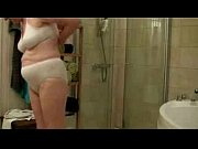 My mature mom caught nude in bath room. Hidden cam