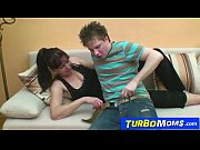teen boy sex with a hairy czech mom karin