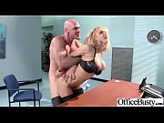 sex in office with slut horny bigtits girl.